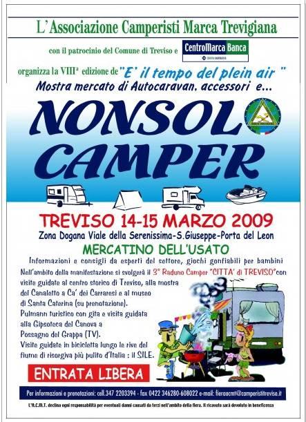 Nonsolocamper - Tempo di Plein Air a Treviso